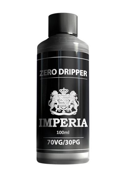 Chemická směs IMPERIA ZERO Dripper PG30/VG70 100ml 1ks