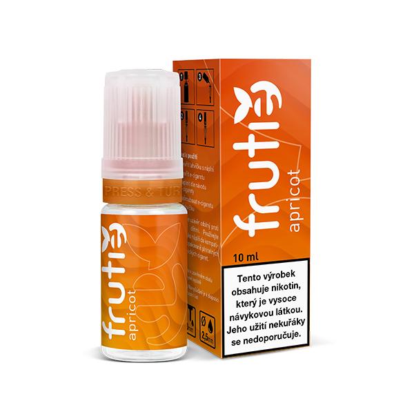 Frutie - Meruňka (Apricot) 10ml Množství nikotinu: 2mg