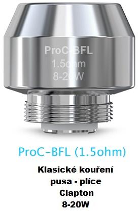 Žhavící hlava Joyetech ProC-BFL pro CuAIO/Cubis 2 - 1.5ohm