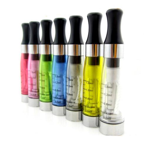 Green Sound Clearomizér CE4 s dlouhým knotem 1,6ml 5ks Barva: Mix barev