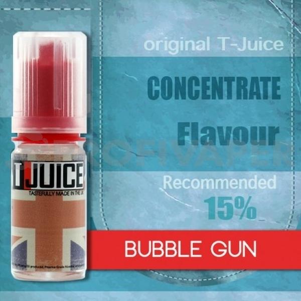 Bubble Gun - příchuť T-Juice 10ml