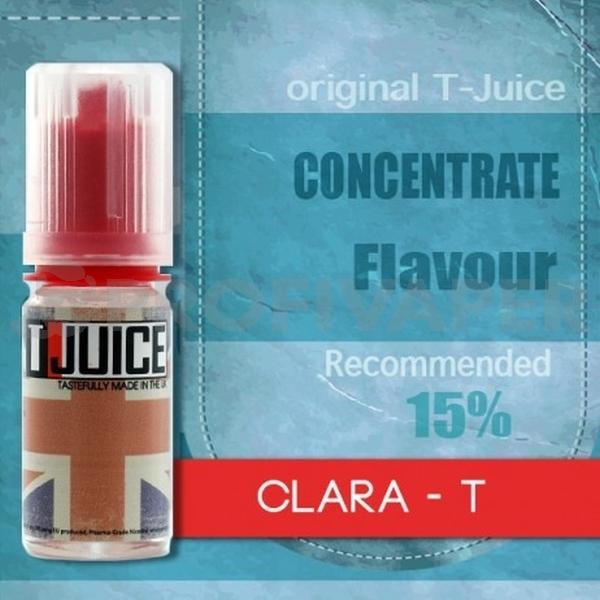 Clara-T - příchuť T-Juice 10ml
