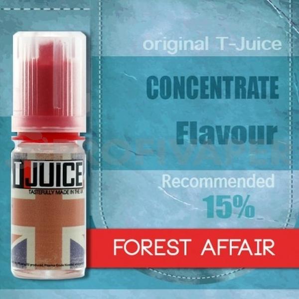 Forest Affair - příchuť T-Juice 10ml