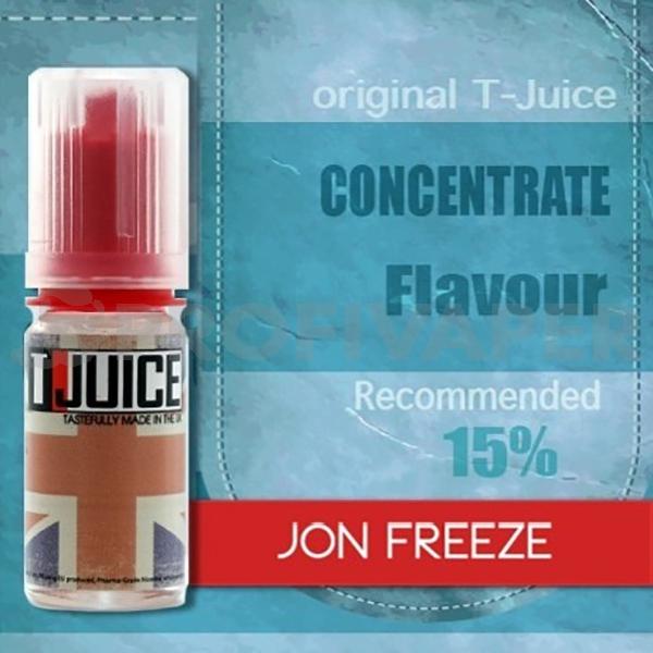 John Freeze - příchuť T-Juice 10ml