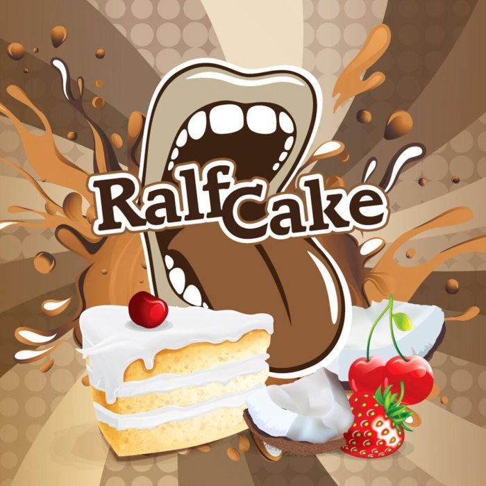 Příchuť Big Mouth Ralf Cake (Kokosový dort) 10ml