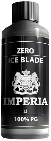 Chemická směs IMPERIA Zero ICE BLADE PG100 1000ml