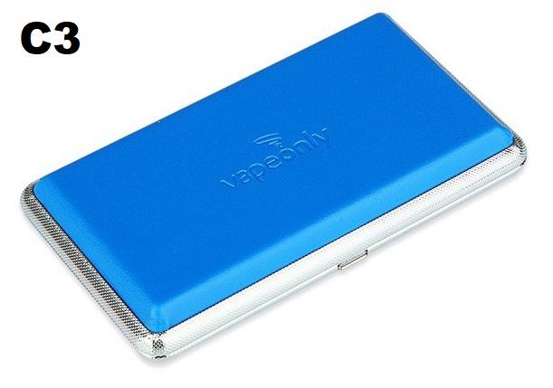 VapeOnly tabatěrka pro elektronické cigarety C3- modrá 1ks