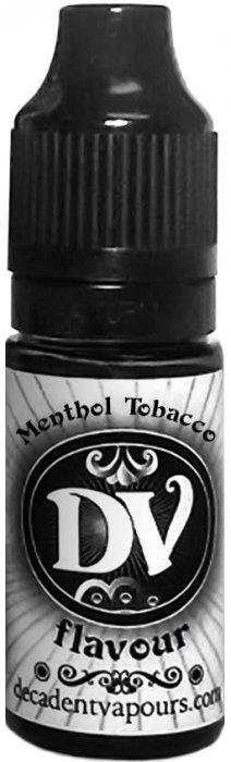 Příchuť Decadent Vapours Menthol Tobacco 10ml (Tabák s mentolem)