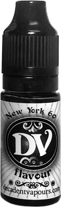 Příchuť Decadent Vapours New York 60 10ml