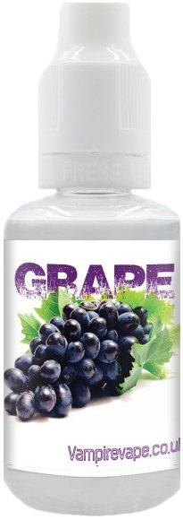 Příchuť Vampire Vape Grape 30ml