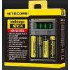 nitecore new i4 nabijecka pro bateriove clanky
