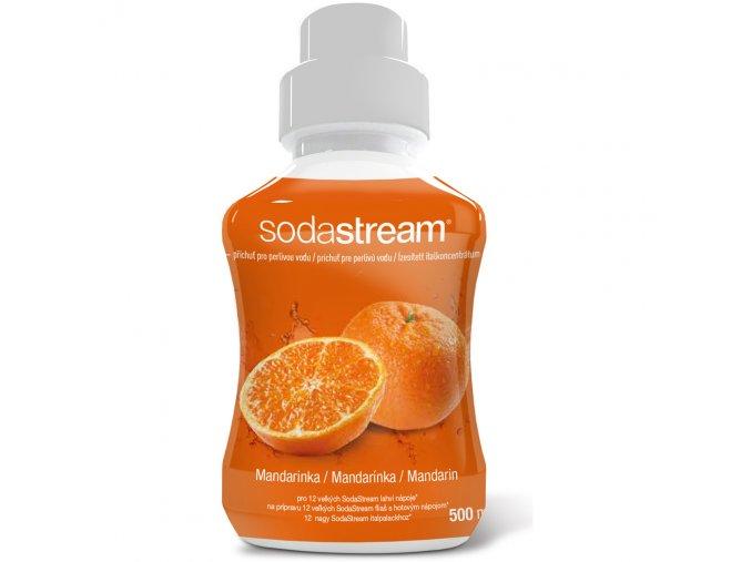 Příchuť SodaStream Mandarinka 500 ml