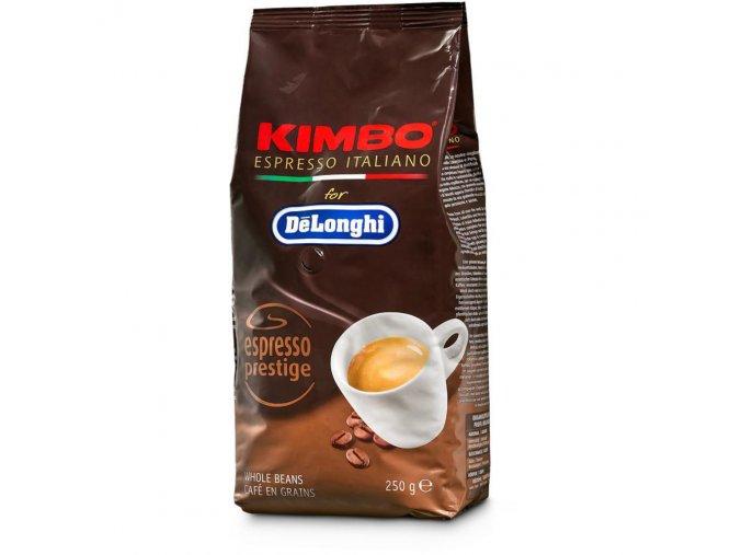 Káva DeLonghi Prestige 250g zrnková
