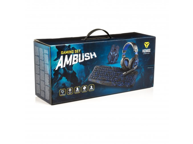 AMBUSH GAMING SET YENKEE
