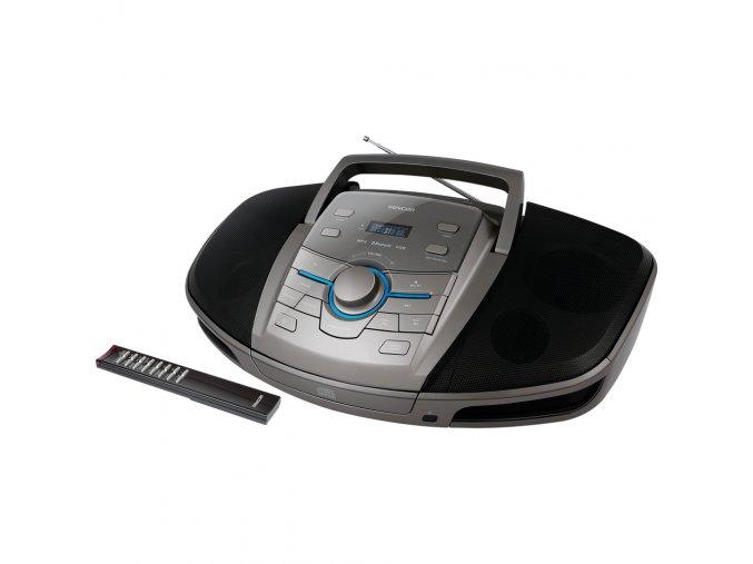Sencor SPT 5280 RADIO S CD/MP3/USB/BT