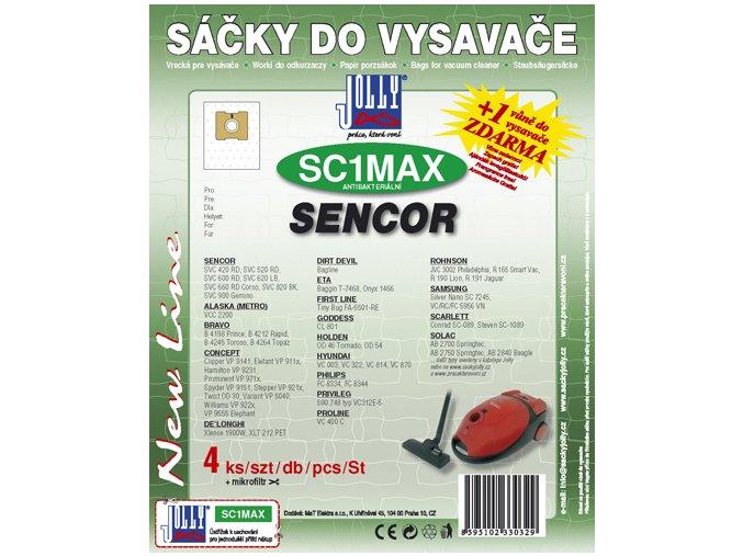 Jolly SC1 MAX 4ks