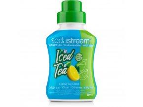 Příchuť SodaStream 500ml Ledový čaj/citron