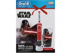 Oral-B Vitality D100 STAR WARS + hrníček