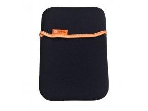 """Pouzdro na tablet GoGEN neoprenové pro 8"""" - černé/oranžové"""