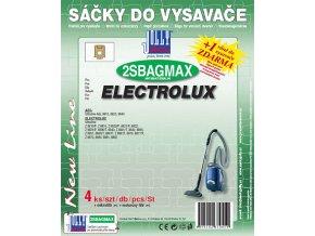 AEG Jolly Filtr MAX 2 SBAG 4 ks do vysav. ELECTROLUX