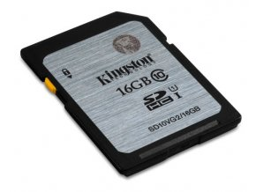 Kingston SDHC 16GB UHS-I U1 (45MB/s)