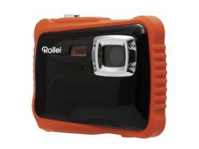 Rollei Sportsline 65, černo/oranžový + Brašna zdarma