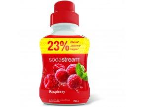 Příchuť SodaStream Malina 750 ml