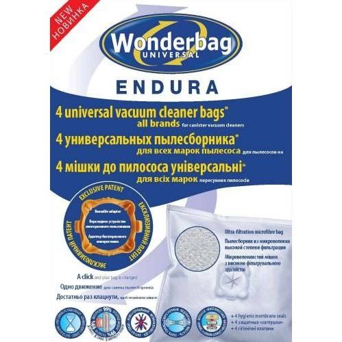 Rowenta WB484701 (WB484740) Wonderbag Endura 4ks