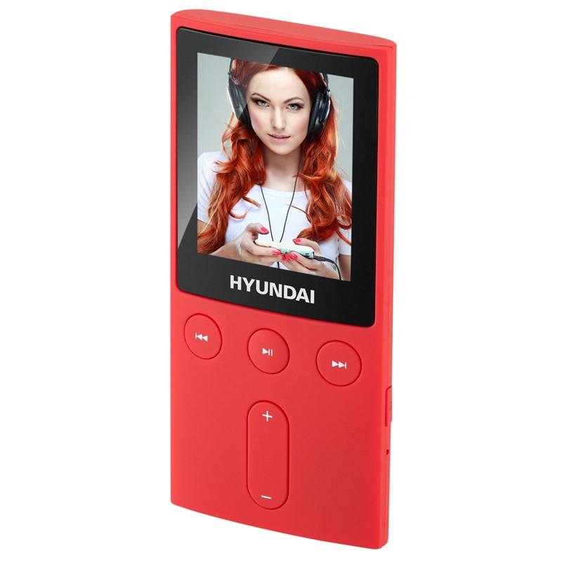 Hyundai MPC 501 FM, 4GB Barva: modrá