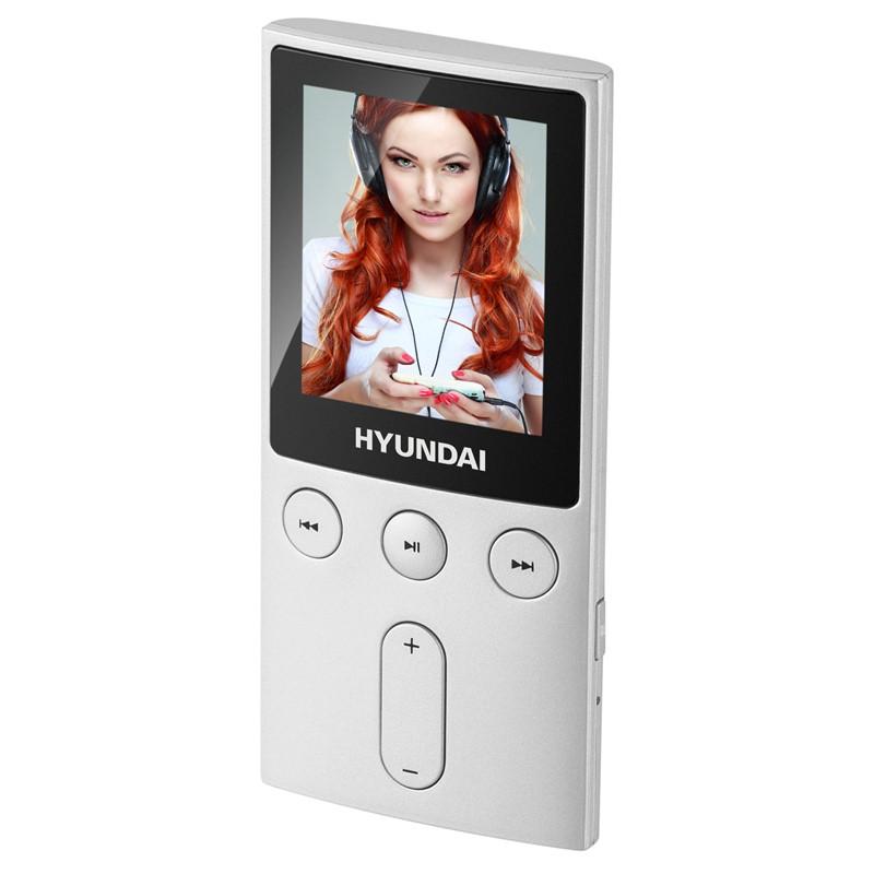 Hyundai MPC 501 FM, 8G Barva: černá