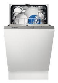 Vestavné myčky nádobí šíře 45cm