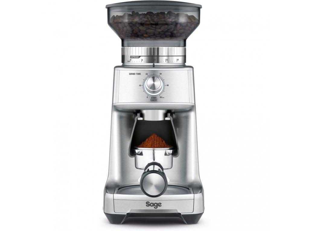 Sage BCG600SIL kávomlýnek stříbrný