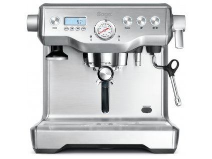 Sage BES920BSS espresso stříbrné