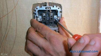 Ako si svojpomocne vymeniť elektrickú zásuvku