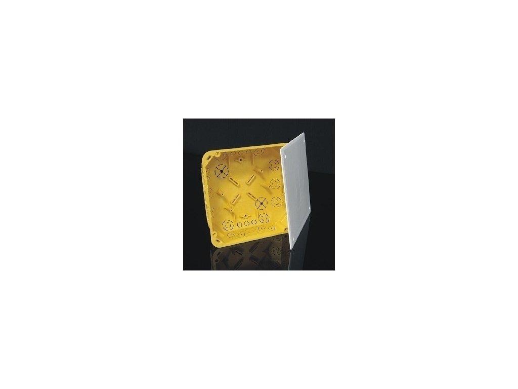 Inštalačná krabica KO 125/1L NA