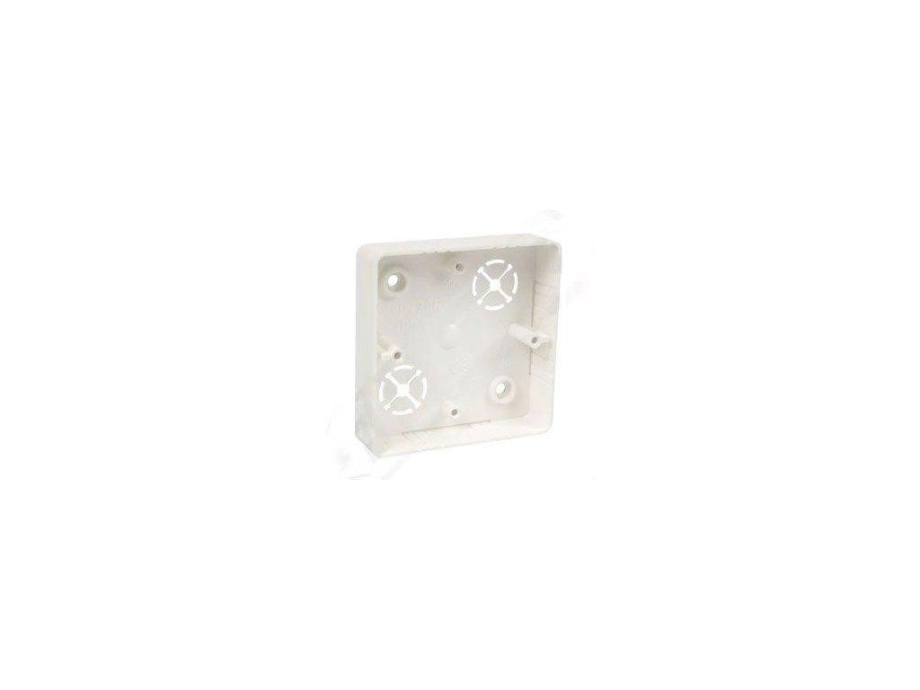 Lištová krabica LK 80x20 R/1