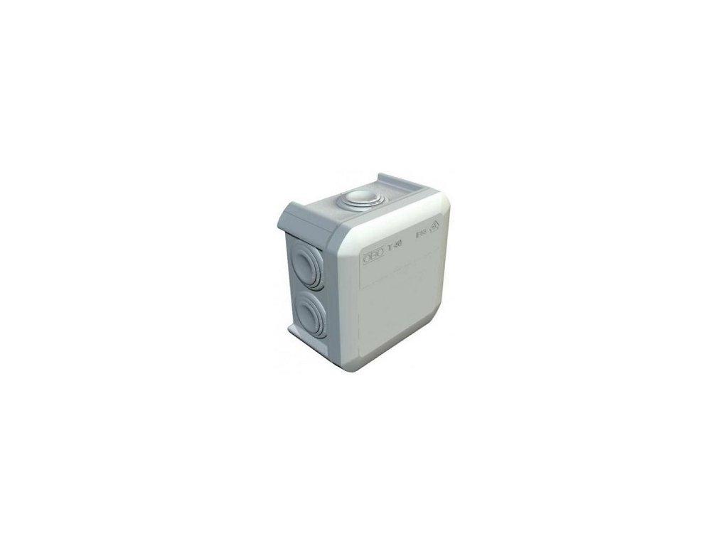 Rozvodná krabica OBO T40