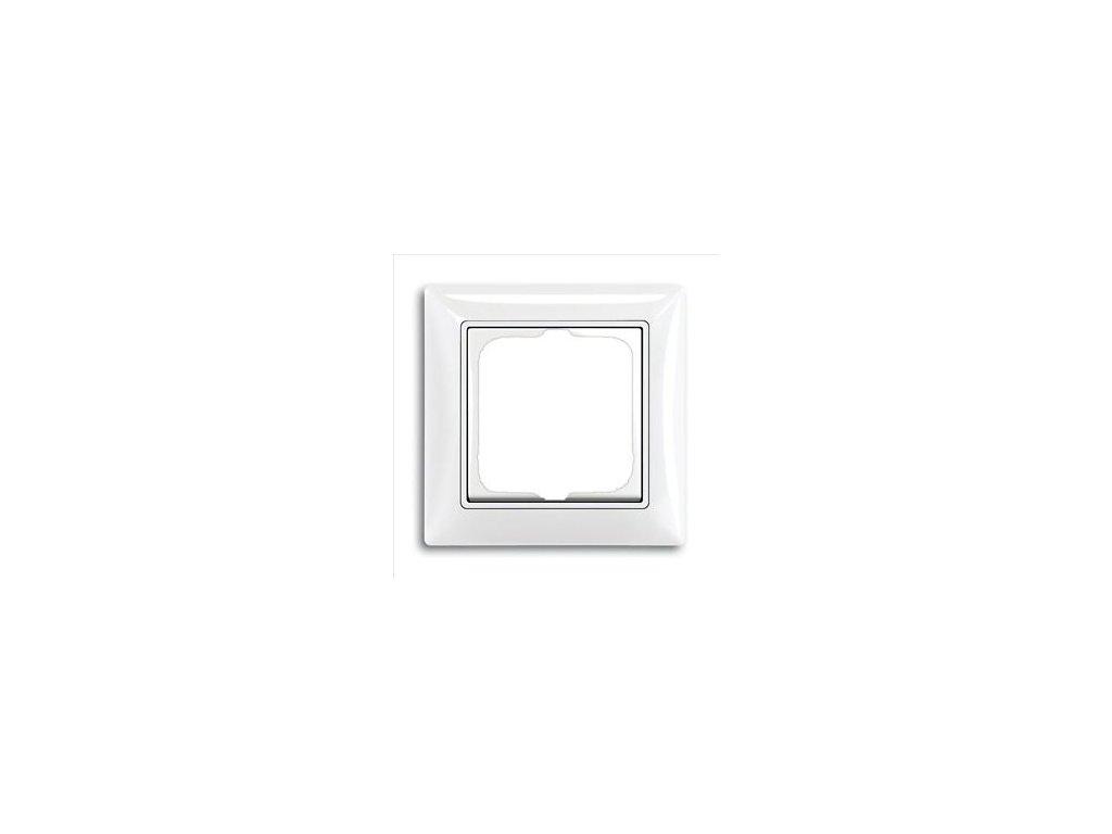 BASIC 1 rámik biely