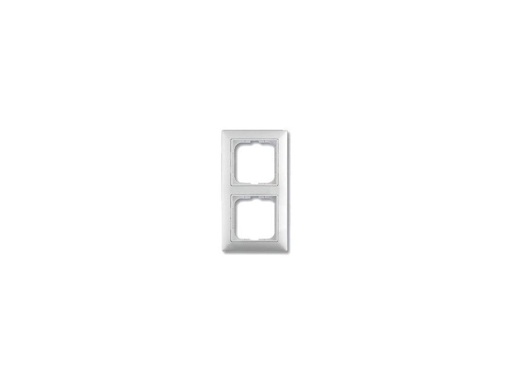 BASIC 2 rámik biely