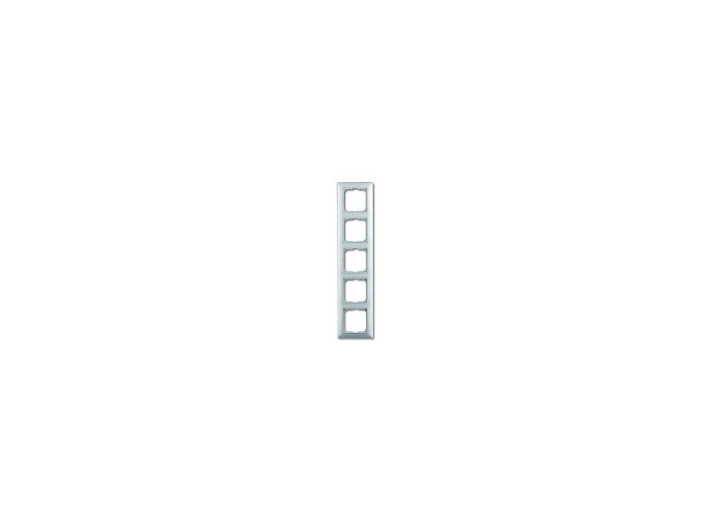 BASIC 5 rámik biely