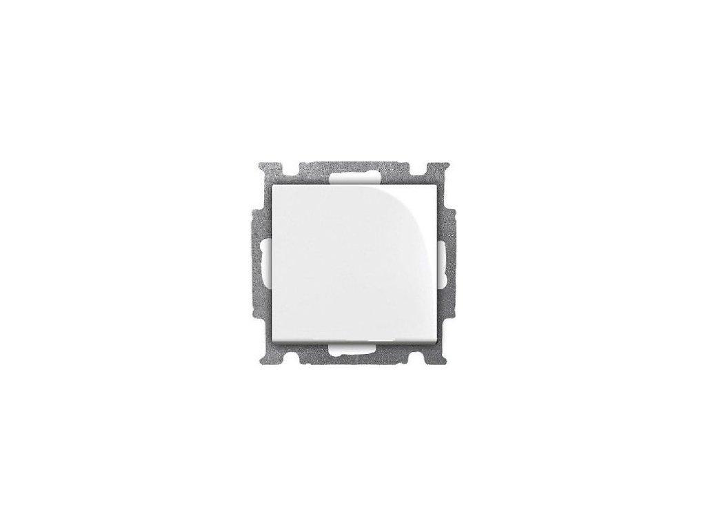 BASIC vypínač č.6 biely