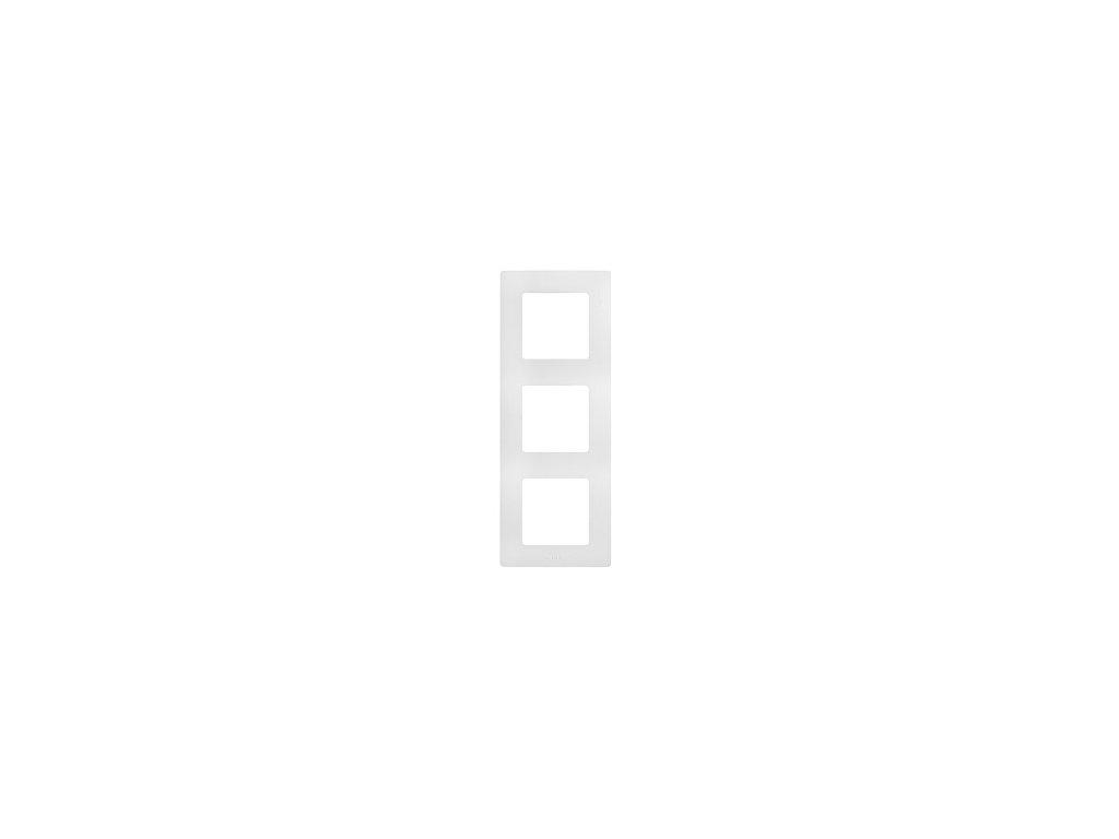 Legrand Niloe 3 rámik biely