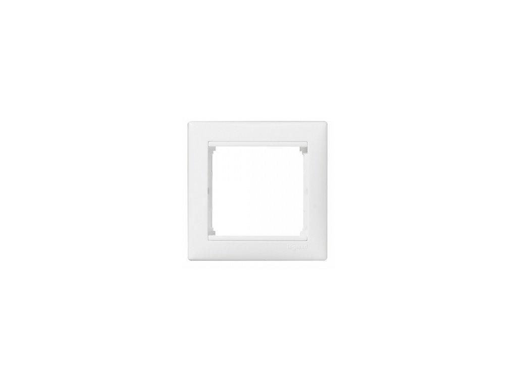 Legrand Valena 1 rámik biely