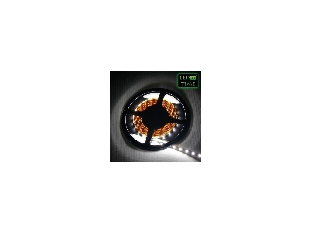 LED pás SMD 3528 60xLED 4,8W Studená biela IP20