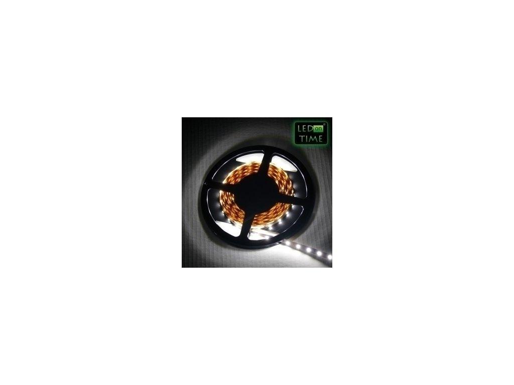 LED pás SMD 3528 60xLED 4,8W Studená biela IP65
