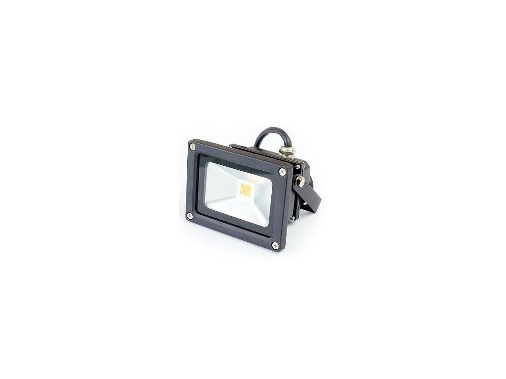 LED reflektor 10W LAM, studená biela