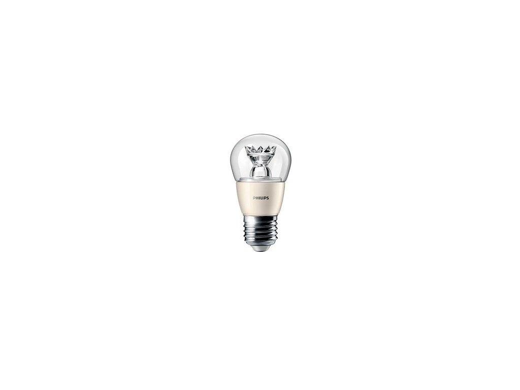 Žiarovka PHILIPS LEDluster, E27 6W stmievateľná