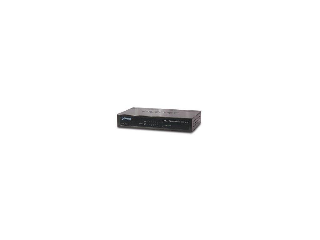 Switch 8xRJ45/1Gbit  GSD-803