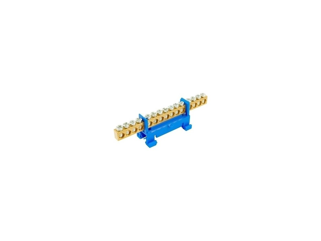 Nulový mostík N15, modrý