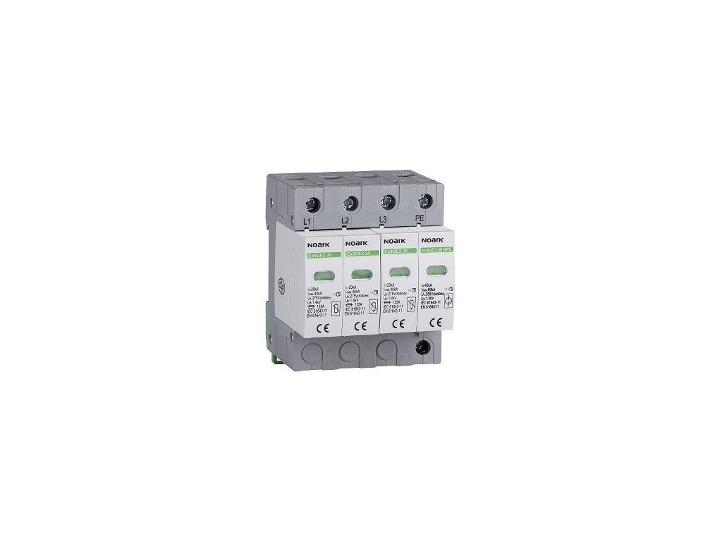Zvodič prepätia NOARK 275/4P B+C